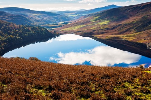 Lough Tay, Wicklow Mountains National Park