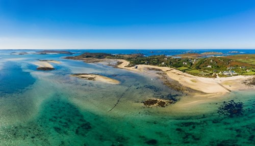 Bryher, Isles of Scilly - Copyright Isles of Scilly Travel