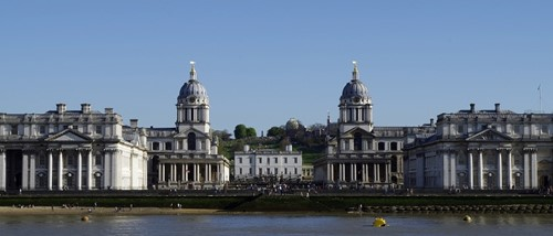 Greenwich Royal Naval College and Observatory